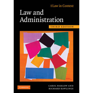 Law and Administration (BOK)