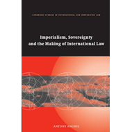 Imperialism, Sovereignty and the Making of International Law (BOK)