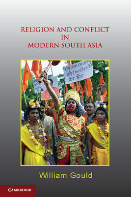 Religion and Conflict in Modern South Asia (BOK)