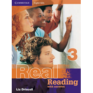 Cambridge English Skills Real Reading 3 with answers (BOK)
