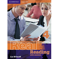 Cambridge English Skills Real Reading 4 with Answers: Level 4 (BOK)