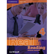Cambridge English Skills Real Reading 4 without Answers: Level 4 (BOK)