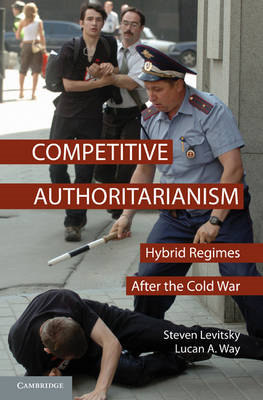 Competitive Authoritarianism (BOK)