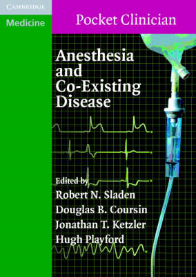 Anesthesia and Co-existing Disease (BOK)