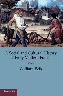 Social and Cultural History of Early Modern France (BOK)