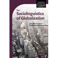 Sociolinguistics of Globalization (BOK)