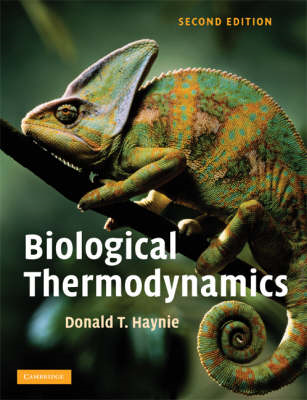 Biological Thermodynamics (BOK)