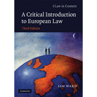 Critical Introduction to European Law (BOK)