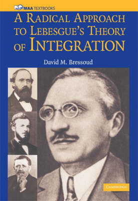Radical Approach to Lebesgue's Theory of Integration (BOK)
