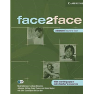 Face2face Advanced Teacher's Book (BOK)