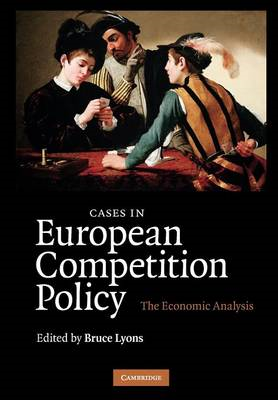 Cases in European Competition Policy (BOK)