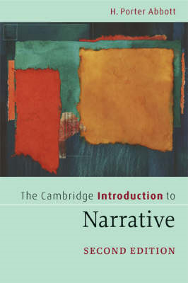 Cambridge Introduction to Narrative (BOK)