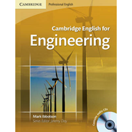 Cambridge English for Engineering Student's Book with Audio (BOK)