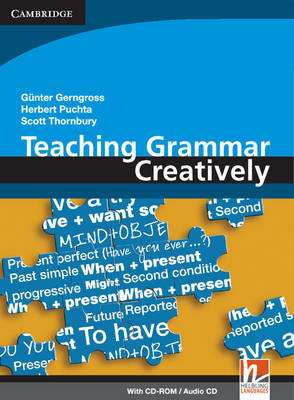 Teaching Grammar Creatively with CD-ROM/Audio CD (BOK)