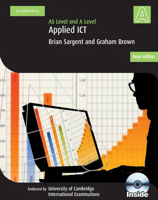Applied AS/A Level ICT with CD-ROM (BOK)