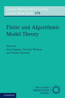 Finite and Algorithmic Model Theory (BOK)