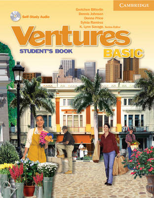Ventures Basic Student's Book with Audio CD (BOK)
