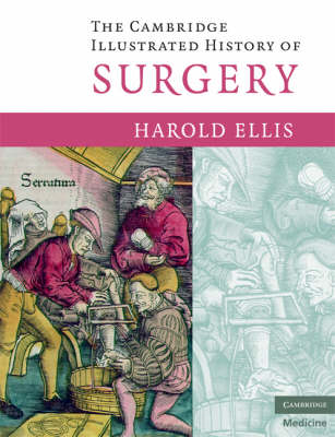 Cambridge Illustrated History of Surgery (BOK)