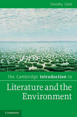 Cambridge Introduction to Literature and the Environment (BOK)