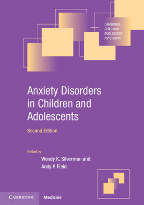 Anxiety Disorders in Children and Adolescents (BOK)