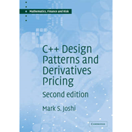 C++ Design Patterns and Derivatives Pricing (BOK)