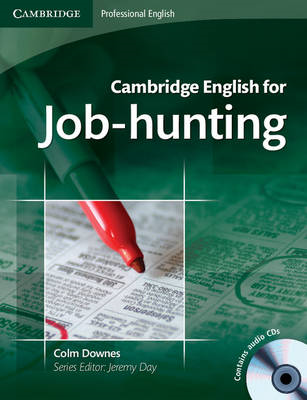 Cambridge English for Job-hunting Student's Book with Audio (BOK)