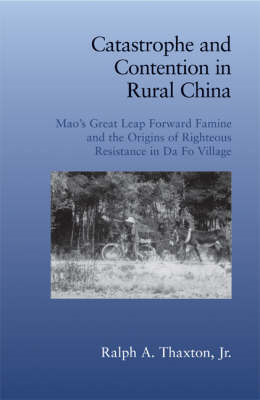 Catastrophe and Contention in Rural China (BOK)