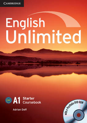English Unlimited Starter Coursebook with e-Portfolio (BOK)