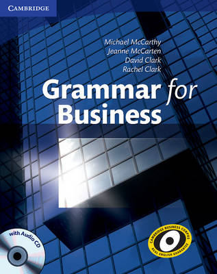 Grammar for Business with Audio CD (BOK)
