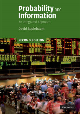 Probability and Information (BOK)