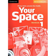 Your Space Level 1 Workbook with Audio CD: Workbook 1 (BOK)
