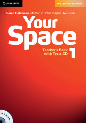 Your Space Level 1 Teacher's Book with Tests CD (BOK)