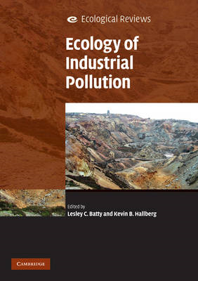 Ecology of Industrial Pollution (BOK)