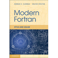 Modern Fortran: Style and Usage (BOK)