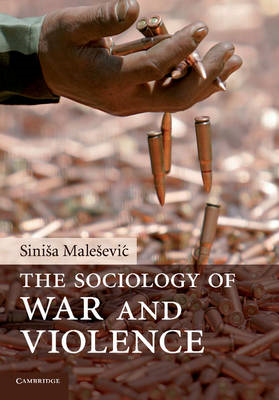 Sociology of War and Violence (BOK)