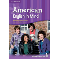 American English in Mind Level 3 Teacher's Edition (BOK)