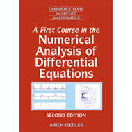 First Course in the Numerical Analysis of Differential Equat (BOK)