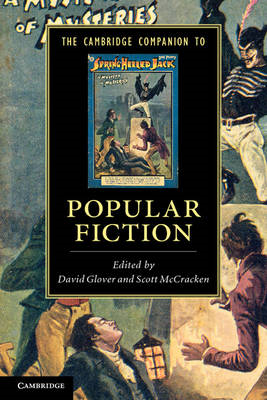 Cambridge Companion to Popular Fiction (BOK)