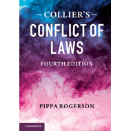 Collier's Conflict of Laws (BOK)