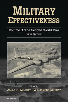 Military Effectiveness (BOK)