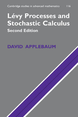Levy Processes and Stochastic Calculus ICM Edition (BOK)