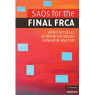 SAQs for the Final FRCA (BOK)
