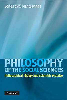 Philosophy of the Social Sciences (BOK)