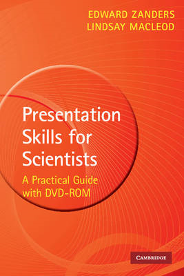 Presentation Skills for Scientists with DVD-ROM (BOK)