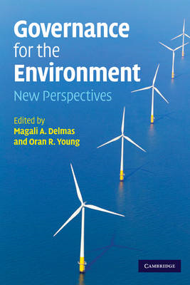 Governance for the Environment: New Perspectives (BOK)