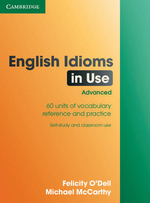 English Idioms in Use Advanced with Answers (BOK)