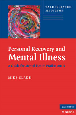 Personal Recovery and Mental Illness (BOK)