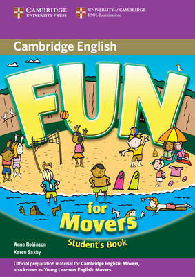 Fun for Movers Student's Book (BOK)