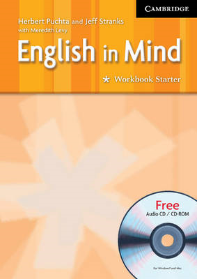 English in Mind Starter Workbook with Audio CD/CD ROM (BOK)