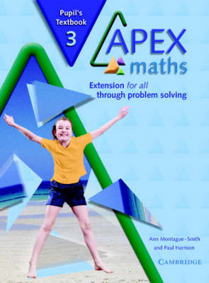 Apex Maths 3 Pupil's Textbook (BOK)